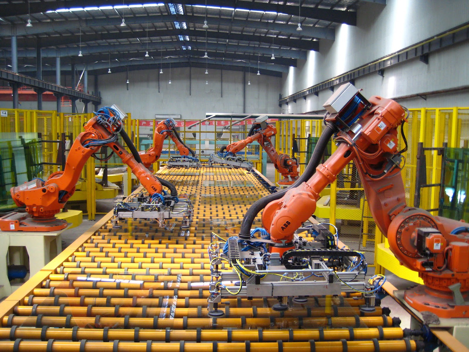 fourth industrial revolution factory