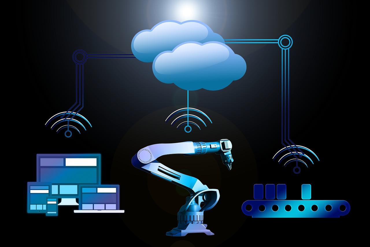 sensors the cloud IoT